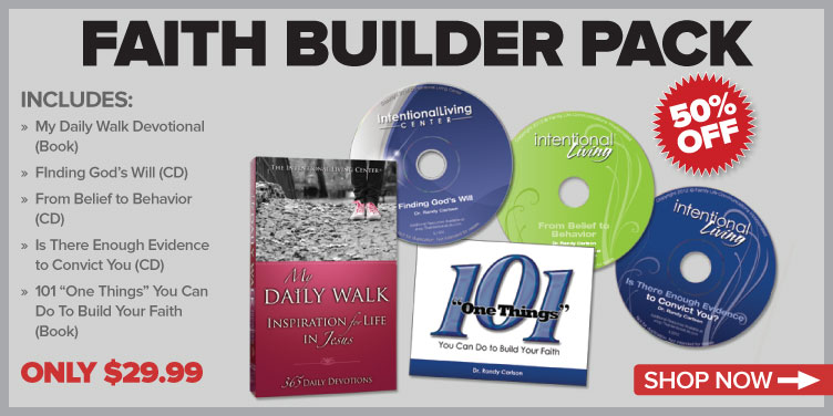 Faith Builder Pack